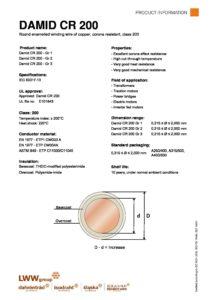 DAMID-CR-200 | LWW Group